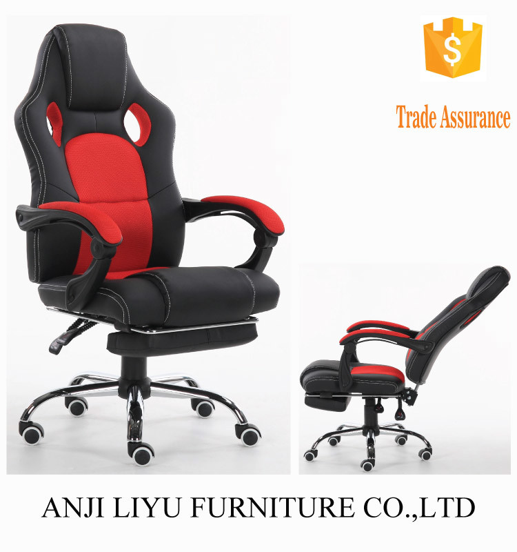 China Customize Design Mesh Swivel Office Gaming Racing Chair