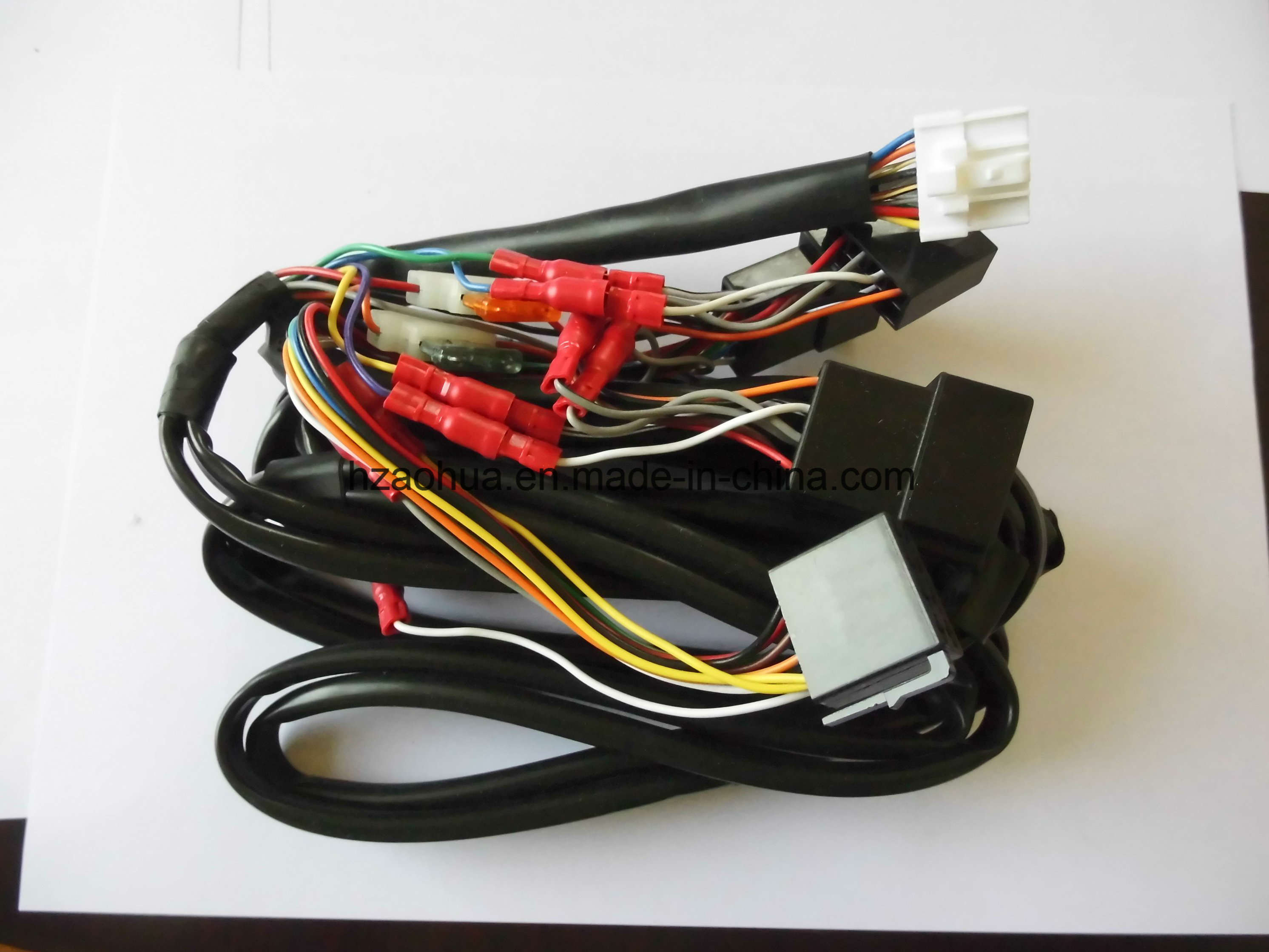 Wiring Harness Loom China Snow Creanning Wire Scooter
