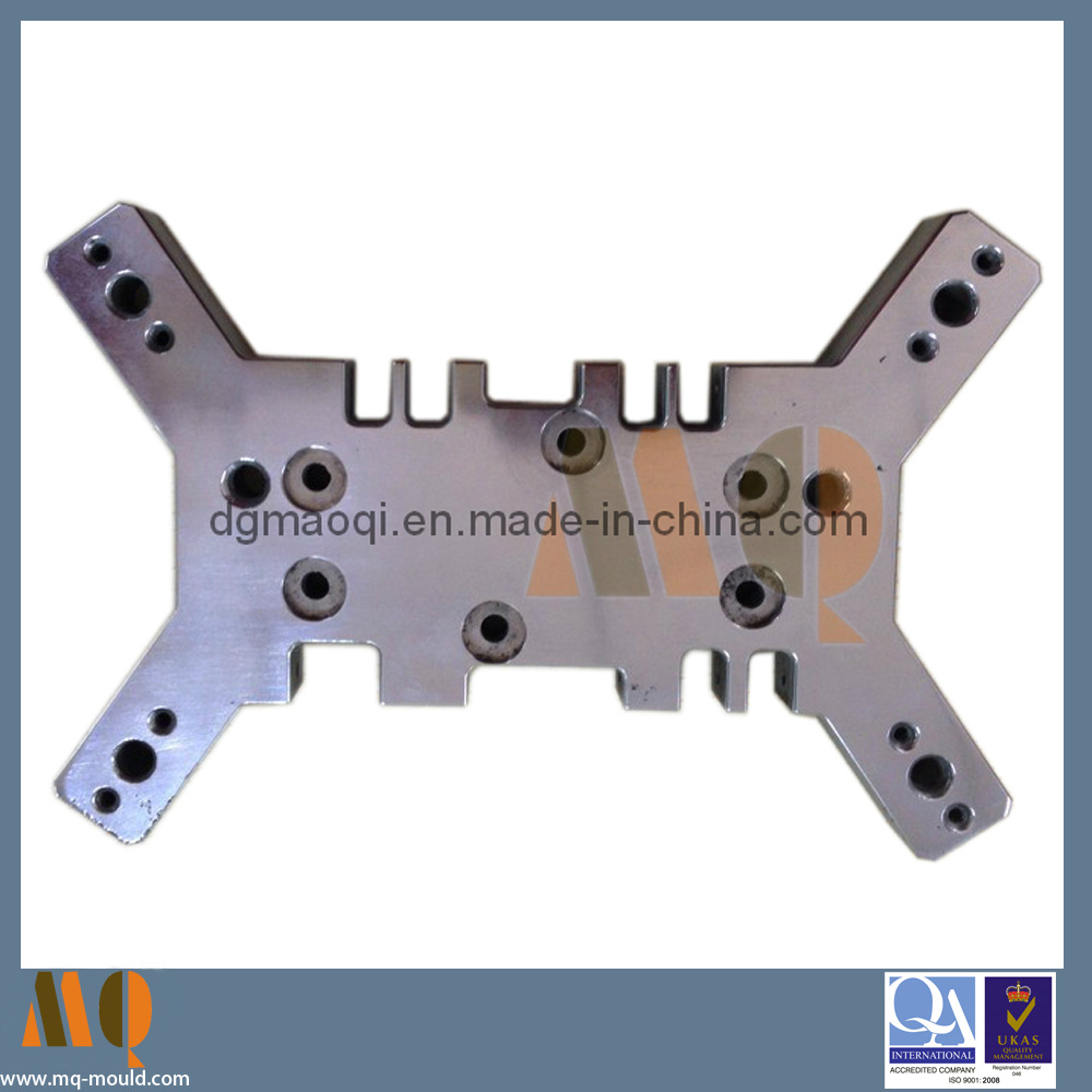 Customized Precision Mould Components Mould Plates with CNC Machining