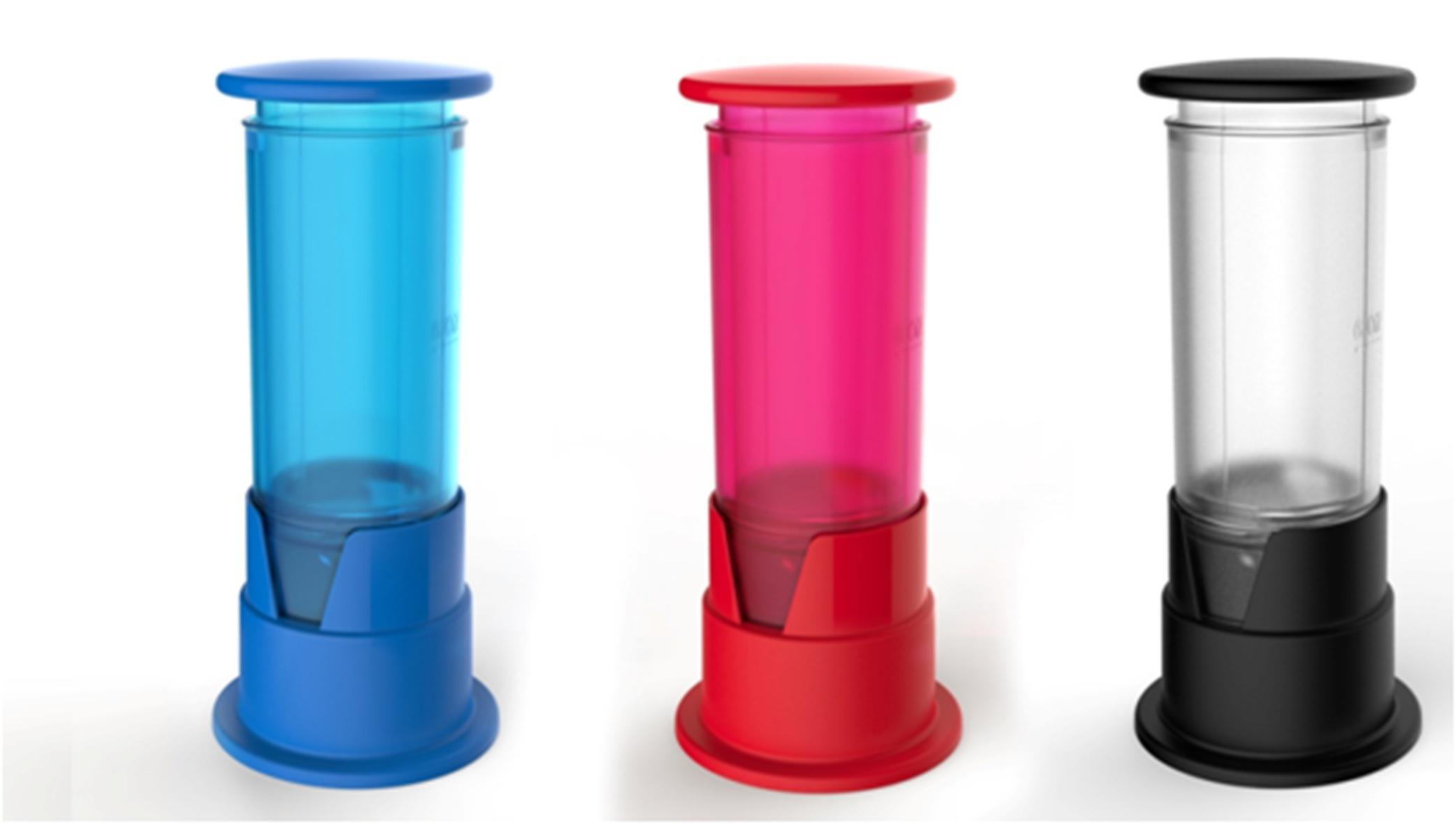 China Hand Press K Cup Coffee Maker Bpa Free China En Plastique
