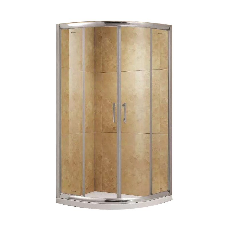 China Shower Cubicles with Accessories and Figured Glass Ready Made ...