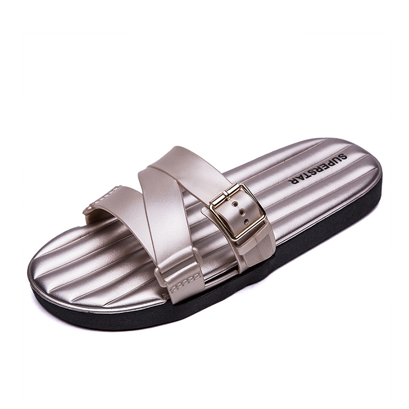 ed5ea928190c China Ladies Fashion Flat Sandals