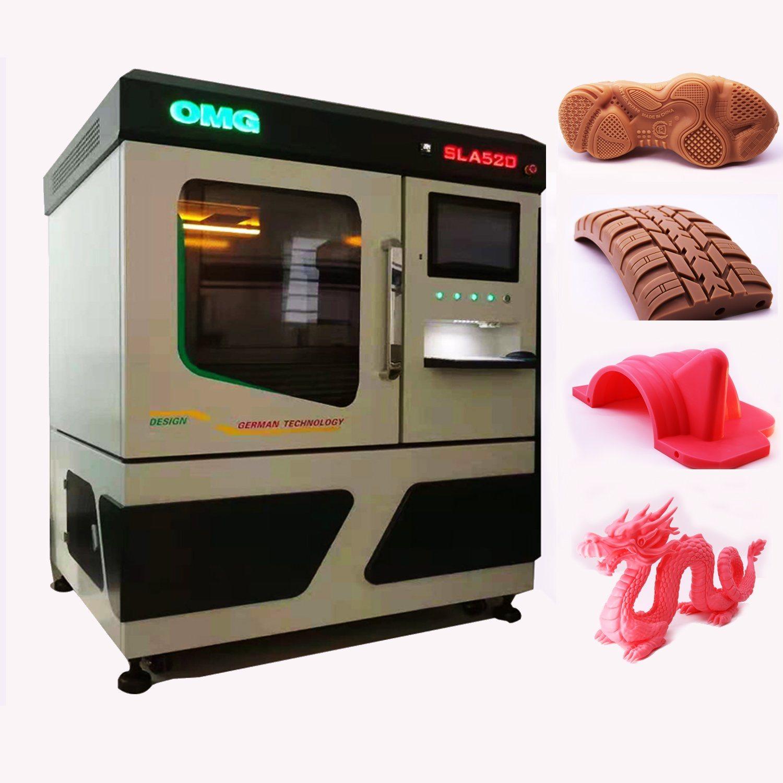 [Hot Item] Industrial Best SLA Resin Ceramic 3D Laser Printer for Sale