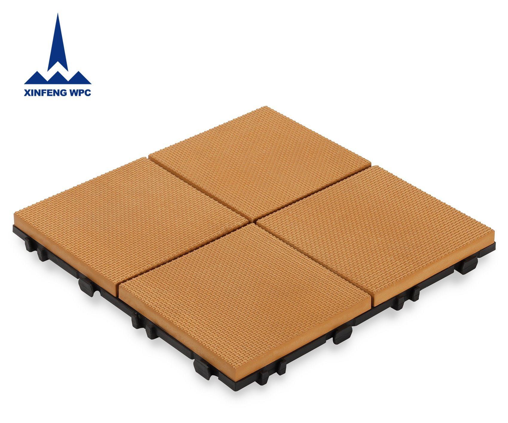 Diy Interlocking Outdoor Decking Tile