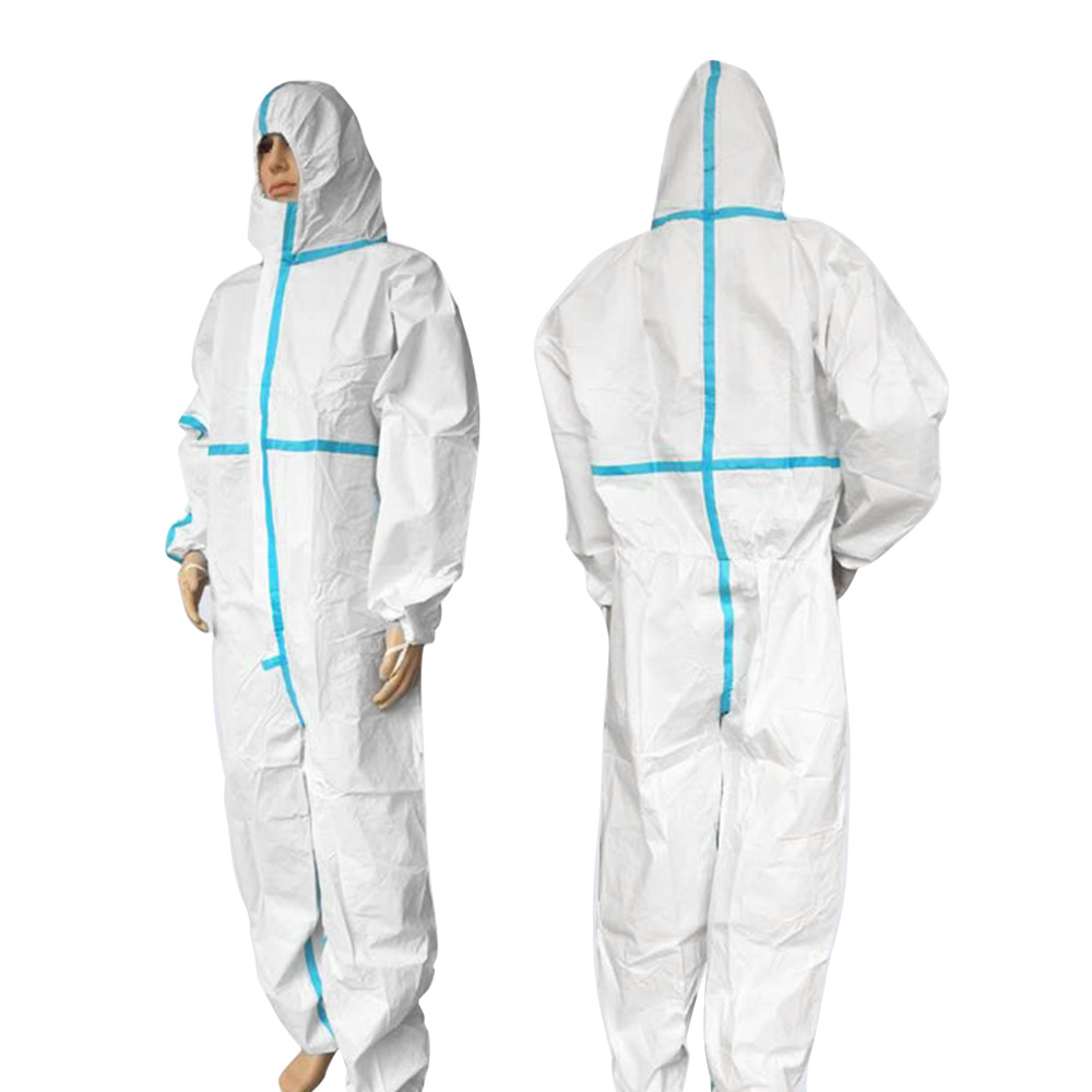 China Wholesale Protection/Protective Clothing Disposable Suit ...