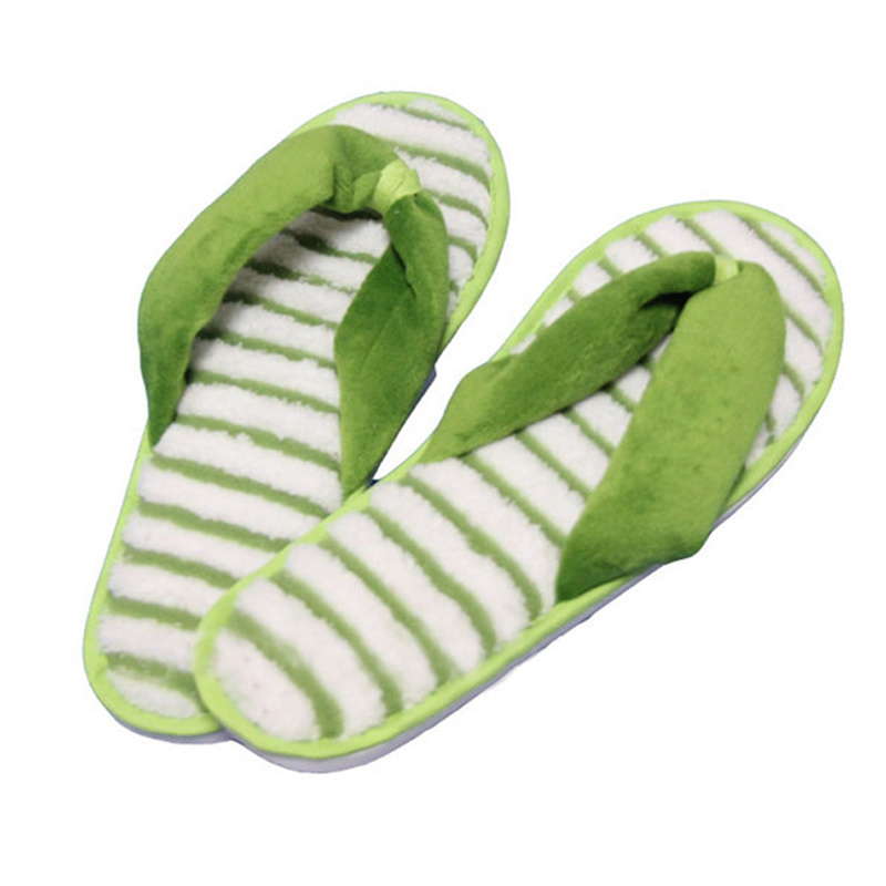 61a39c9bb China Women Coral Fleece House Slippers with Arch Support