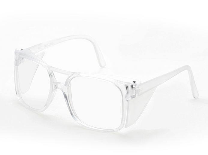 efbfa60c17 China Clear PC Lens Safety Glasses with ANSI Certified - China ...