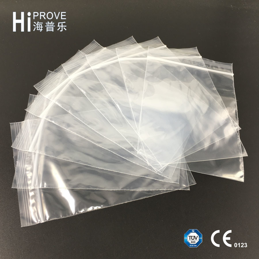 Ht-0535 Hiprove Brand Printed Zip Lock Plastic Bag pictures & photos