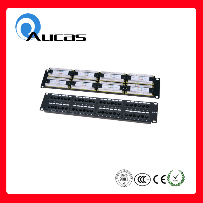 Eco Krone Cat 5e Patch Panel 48 Ports Manual Guide