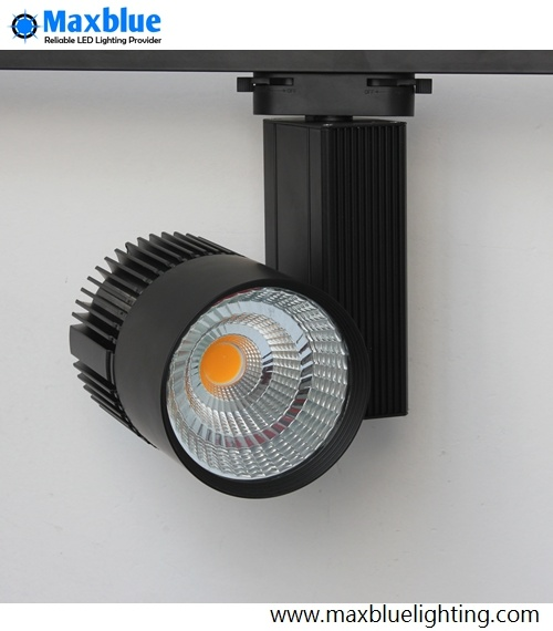 Hot Item Dimmable Commercial Lighting Cree Cob Led Track