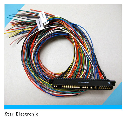 china electric game wiring harness jamma wire harness china game rh starconnect en made in china com