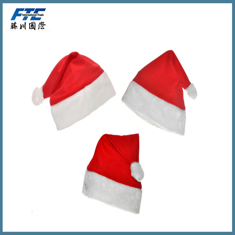 Excellent Quality Christmas Decoration Part Mini Santa Hat pictures & photos