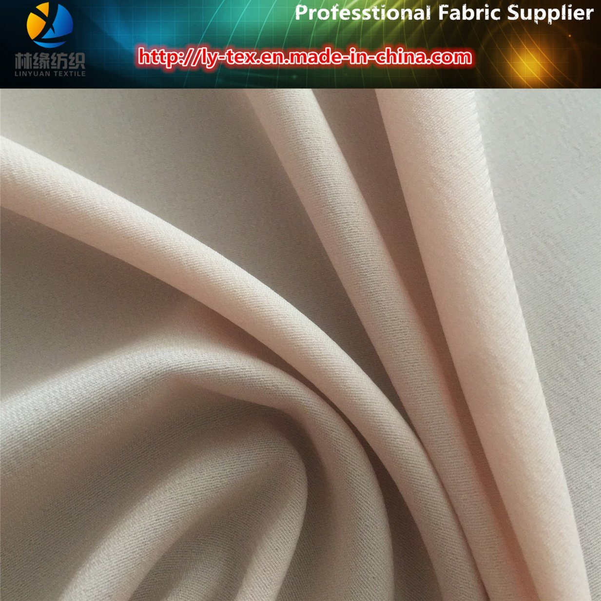 100d Polyester Spandex Chiffon, Polyester Woven Fabric for Summer Dress pictures & photos
