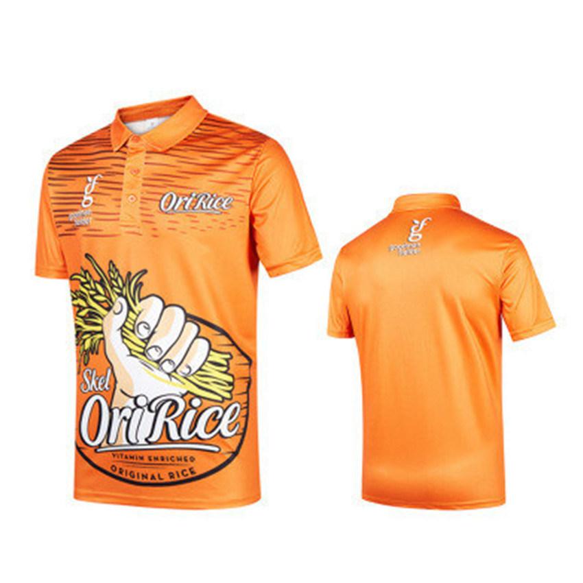 half off get cheap reasonable price [Hot Item] Sublimated Wholesale Custom Digital Full Color Printing T Man  Men Golf Polo Shirt