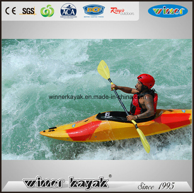 [Hot Item] Fast Kayak Single Sit in White Water Mini Speed Boat