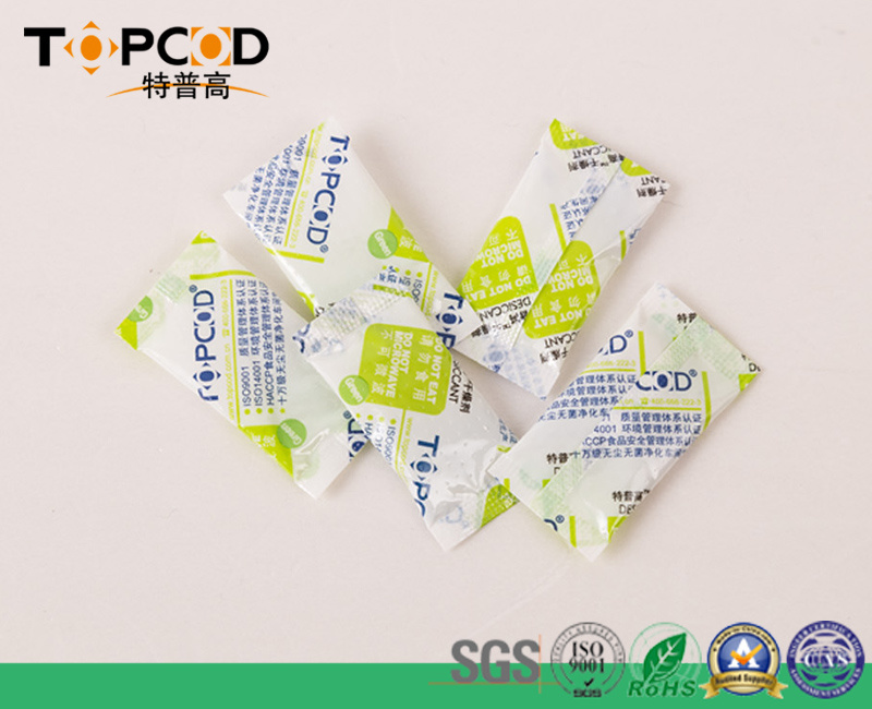Silica Gel Orange Indicated Desiccant Beads pictures & photos