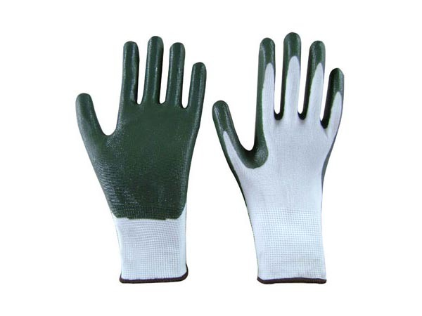Gloves Safety Gloves Working Gloves PVC Dotted Gloves Cotton Gloves, Nylon Nitrile Gloves PVC Gloves Leather Gloves Welding Gloves pictures & photos