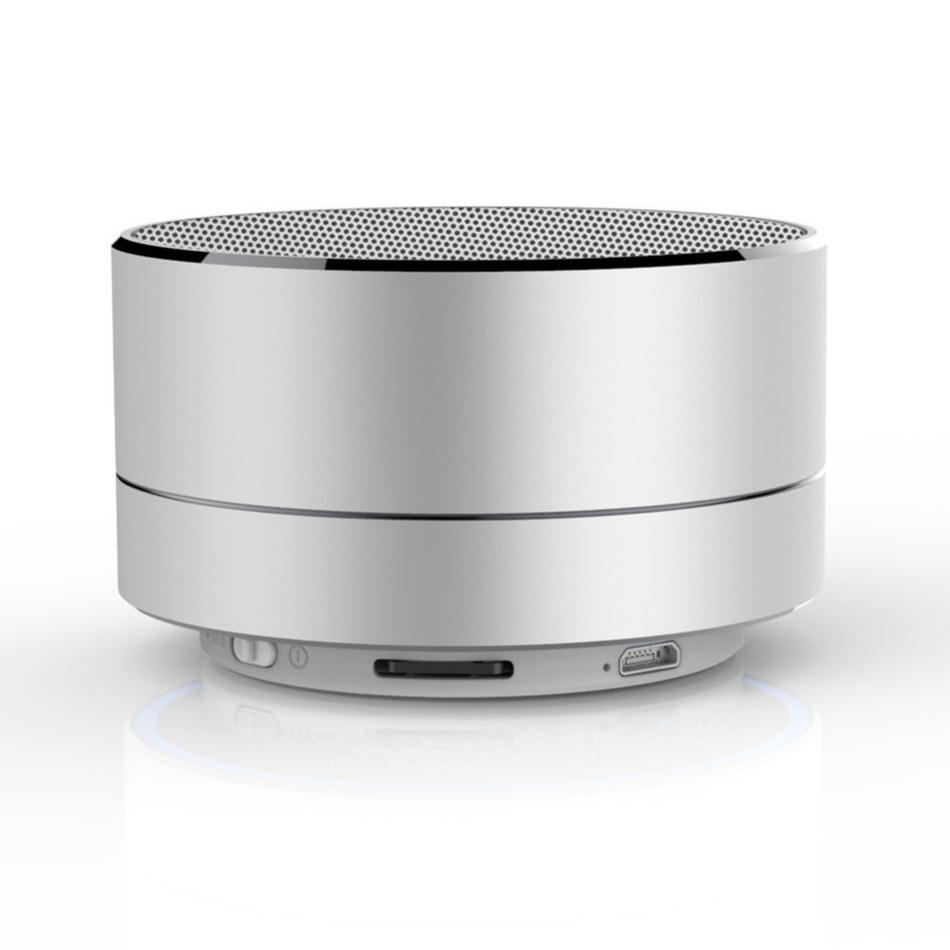 China A10 Fm Wireless Music Sound Box Subwoofer Mini Bluetooth Musik Speaker