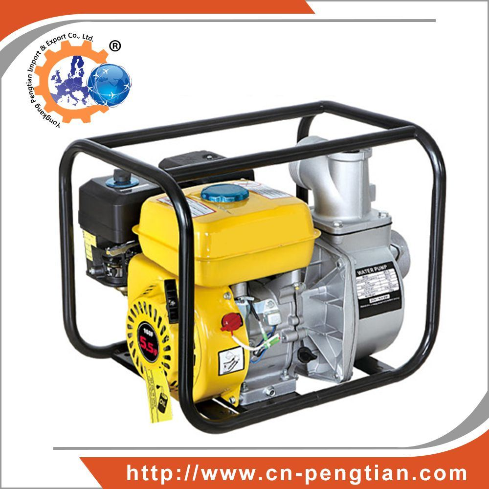 Gasoline Water Pump Wp30bhigh Pressure