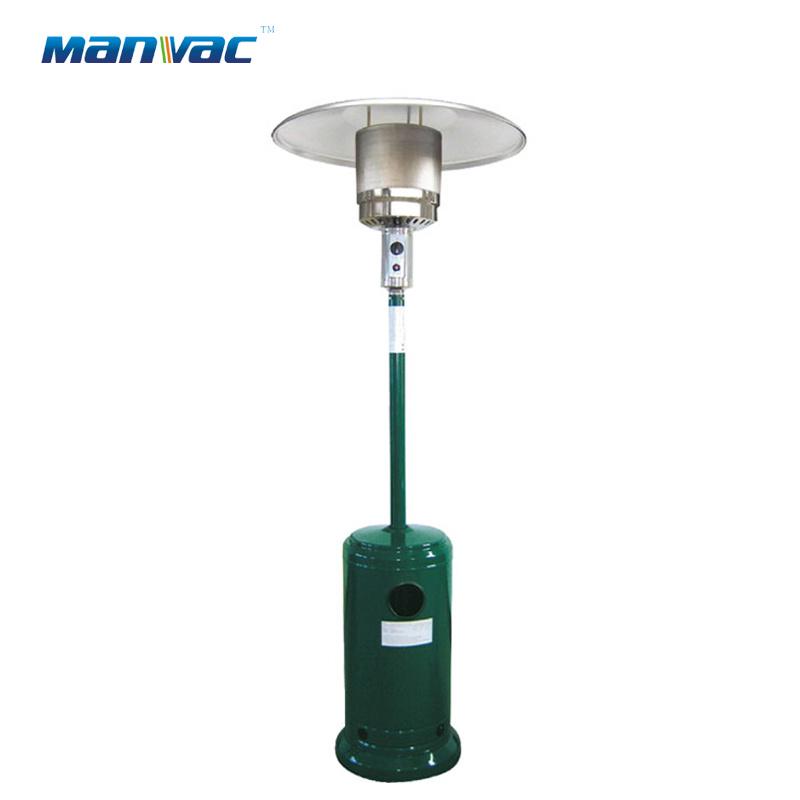 China Outdoor Standing Patio Heater Propane Lp Gas Garden Hammer Green New China Patio Gas Heater Garden Heater