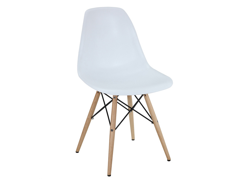 Astounding Hot Item Emes Chair Replica Design Dining Chair Plastic Chair With Wooden Legs Andrewgaddart Wooden Chair Designs For Living Room Andrewgaddartcom