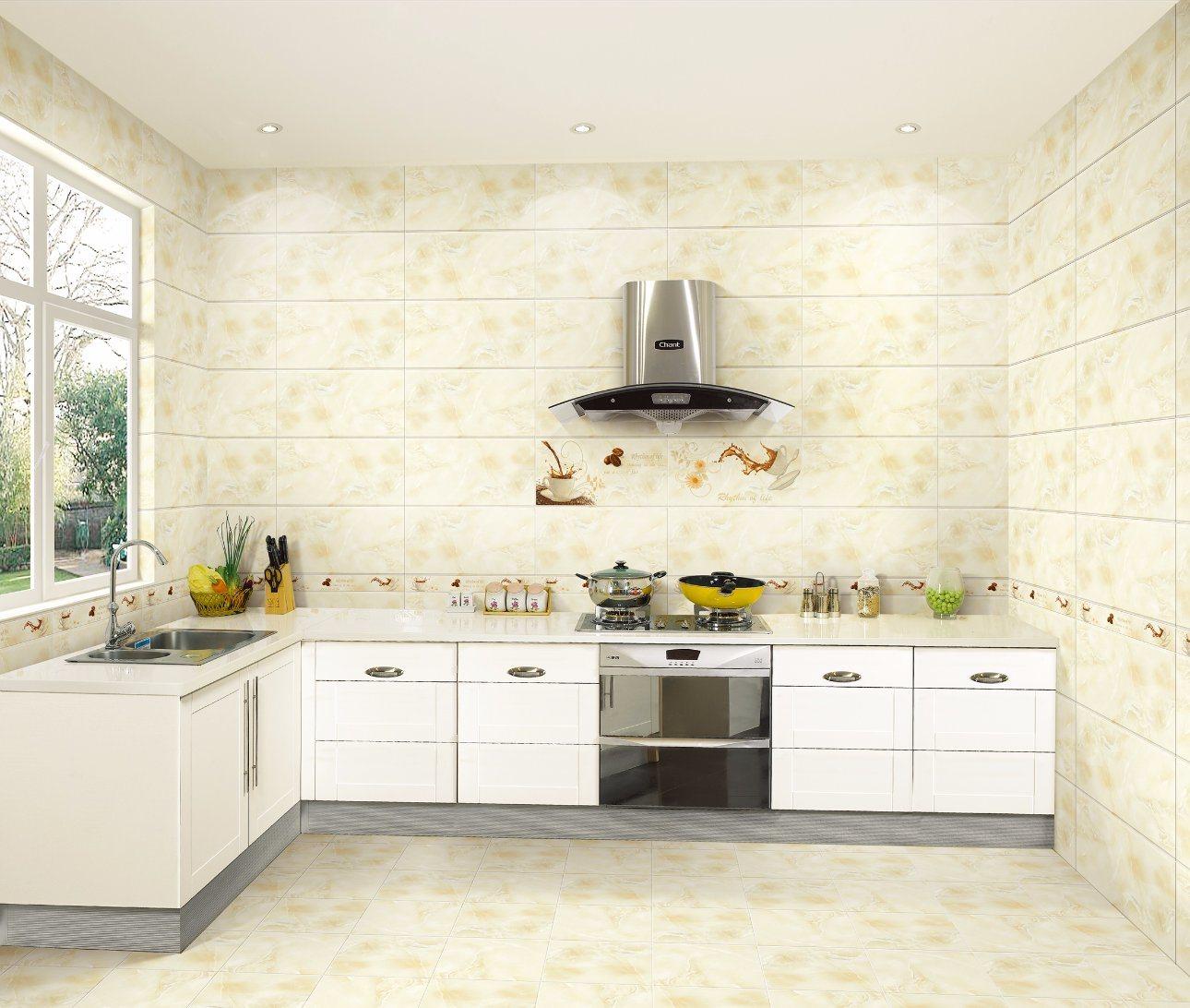 [Hot Item] 300X600 Marble Pattern Kitchen Wall Ceramic Tile