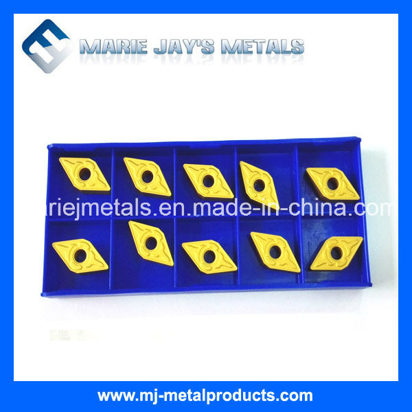 Coated Tungsten Carbide Cutting Inserts/Cemented Carbide Turnining Inserts pictures & photos