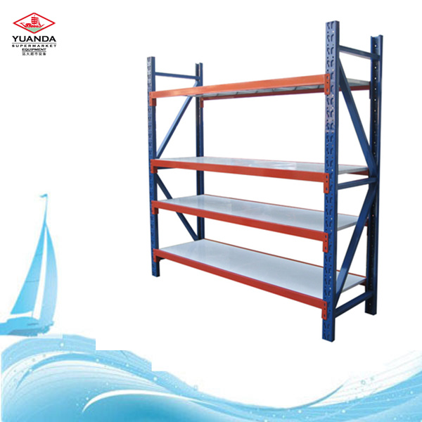 High Quality Steel Structure Warehouse Racks (YD-S026)