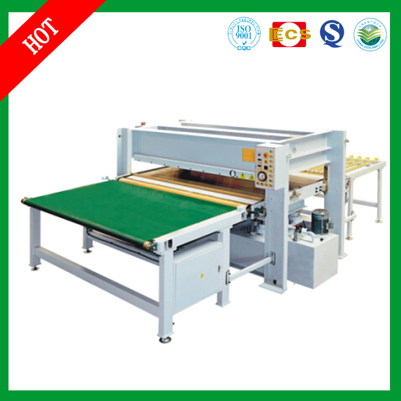 New Condition Short Cycle Melamine Laminating Hot Press Machine pictures & photos
