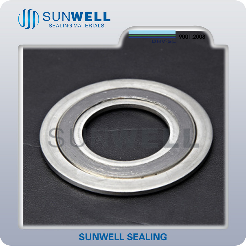 Spiral Wound Gasket, The Inner and Outer Ring Gasket, Sealing Gasket