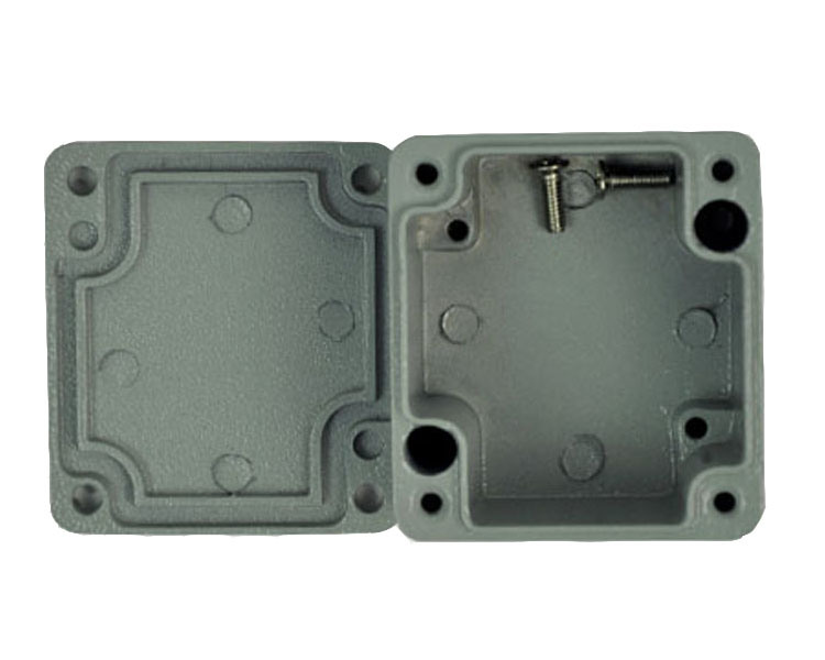 IP67 Waterproof Aluminium Box 64X58X35mm