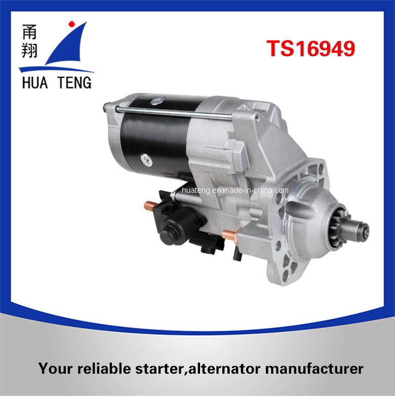 Hot Item 12V Starter For John Deere 6 466 Diesel Lester 18018
