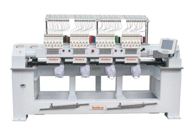 Cap Embroidery Machine Both for Capand T-Shirt Embroidery