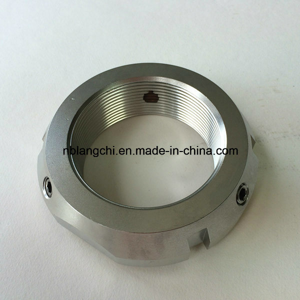 Stainless Steel Ss 303 Fasten Locking Screw Nuts