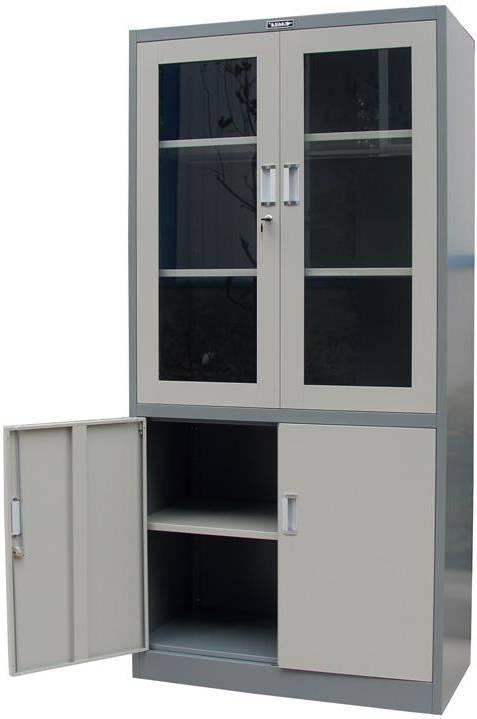 new arrival bc57d 13488 [Hot Item] Godrej Metal Office Corner File Cupboard with Lock Filing  Cupboard