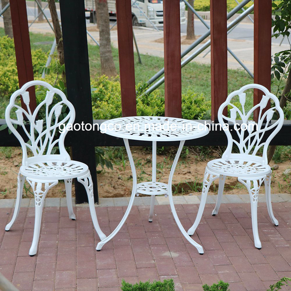 China Outsunny 3 Piece Antique Style Outdoor Furniture Patio