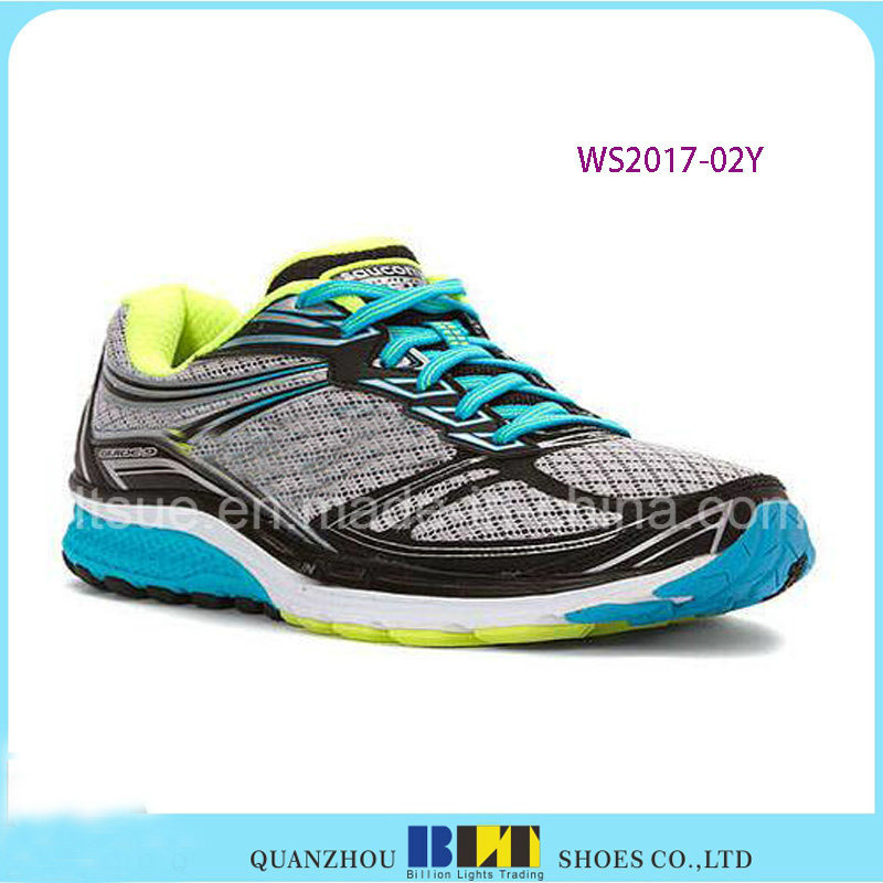 Colourful Sport Running Shoes with Tie