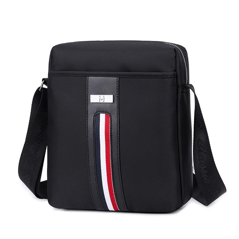 Men Messenger Bag Waterproof Shoulder Bag For Women Business Travel Crossbody Bag,Blue,China