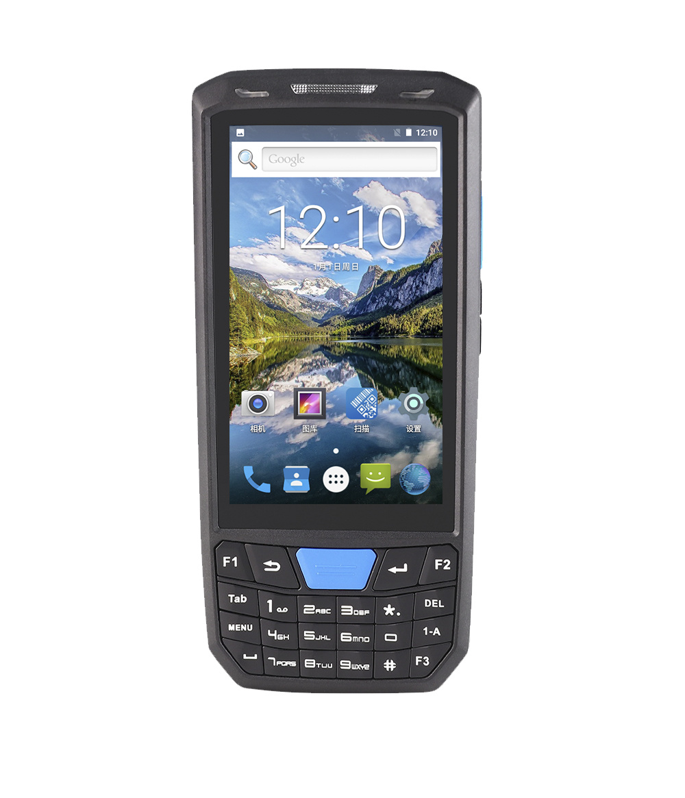 China 1d 2d Qr Code Reader Android Pda Barcode Laser Scanner China Android Pda Scanner And 2d Barcode Android Price