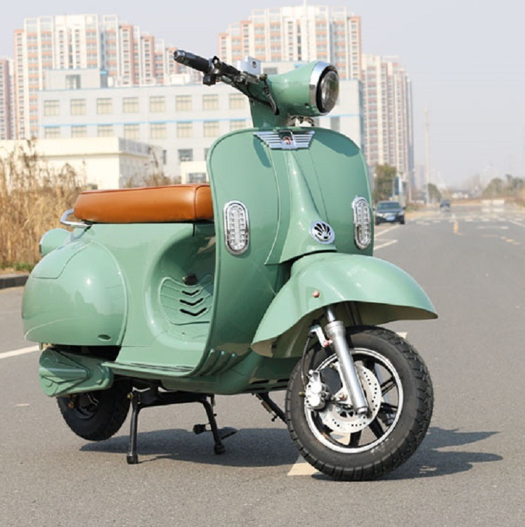 Vespa Electric Scooter >> Hot Item Eec Certificate Vespa Electric Scooter With Removeable Battery