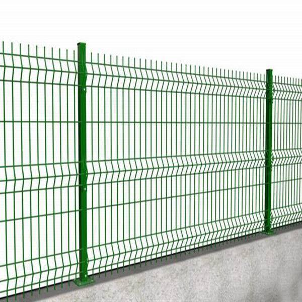 2019 Wire Fence, PVC Coated Wire Mesh Fence, Metal Fence pictures & photos