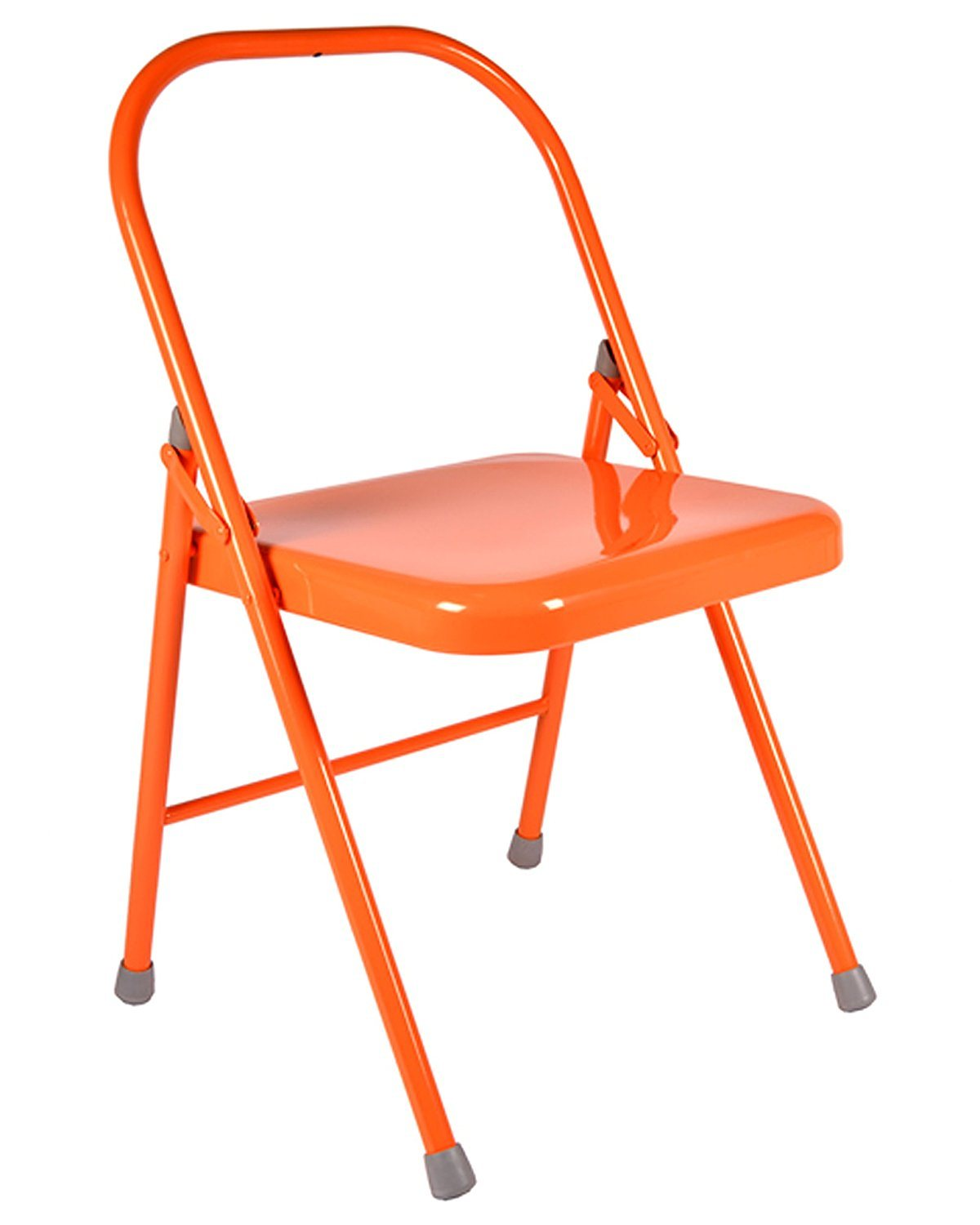 China Backless Metal Frame Iyengar Yoga Chair for Wholesale