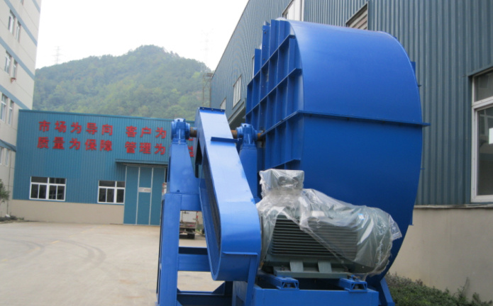 4-72b Big Induced Draught Centrifugal Fan