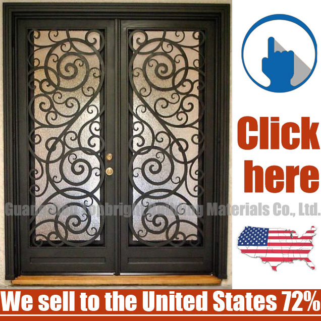 Hot Item Iron Door And Used Wrought Gates Design