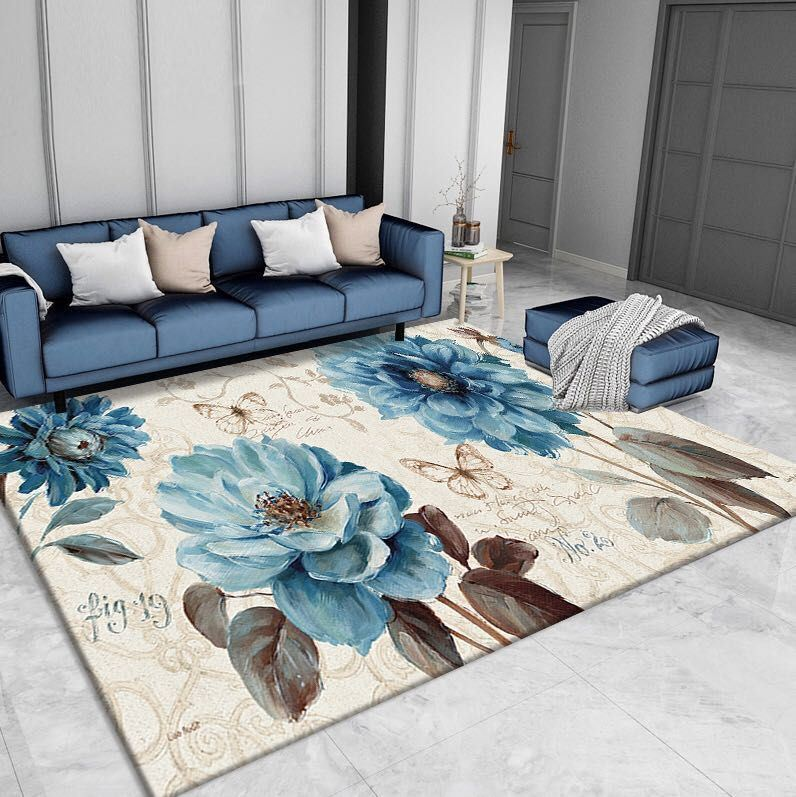 China Polyester Floor Carpet 2x3m