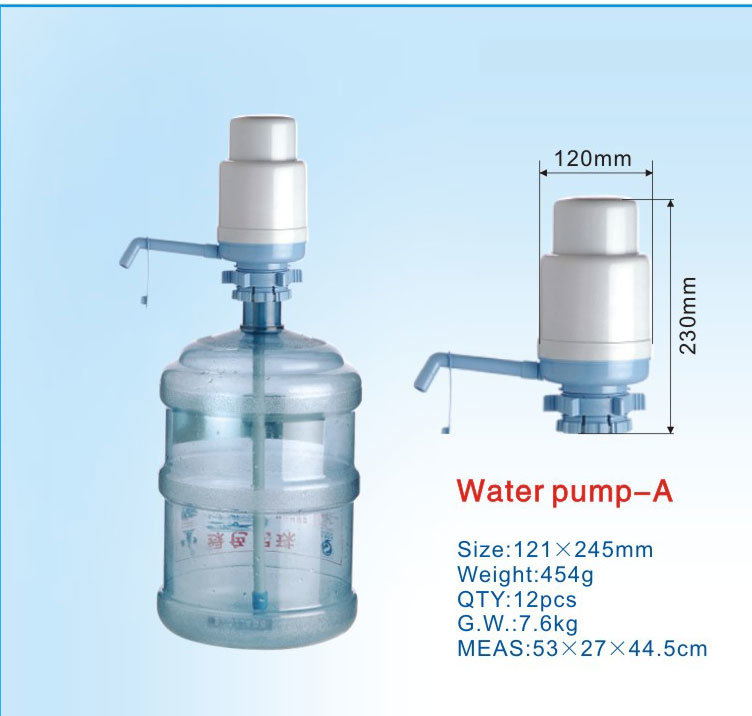 China Water Dispenser Manual Drinking Water Bottle Pump For 5 Gallon Water Bottle China Water Pumps Drink Water Pump