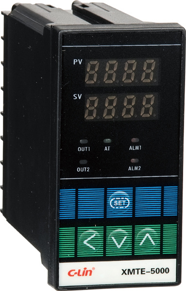 Digital Temperature Controllers Xmte -5000 Series 48X96X112mm