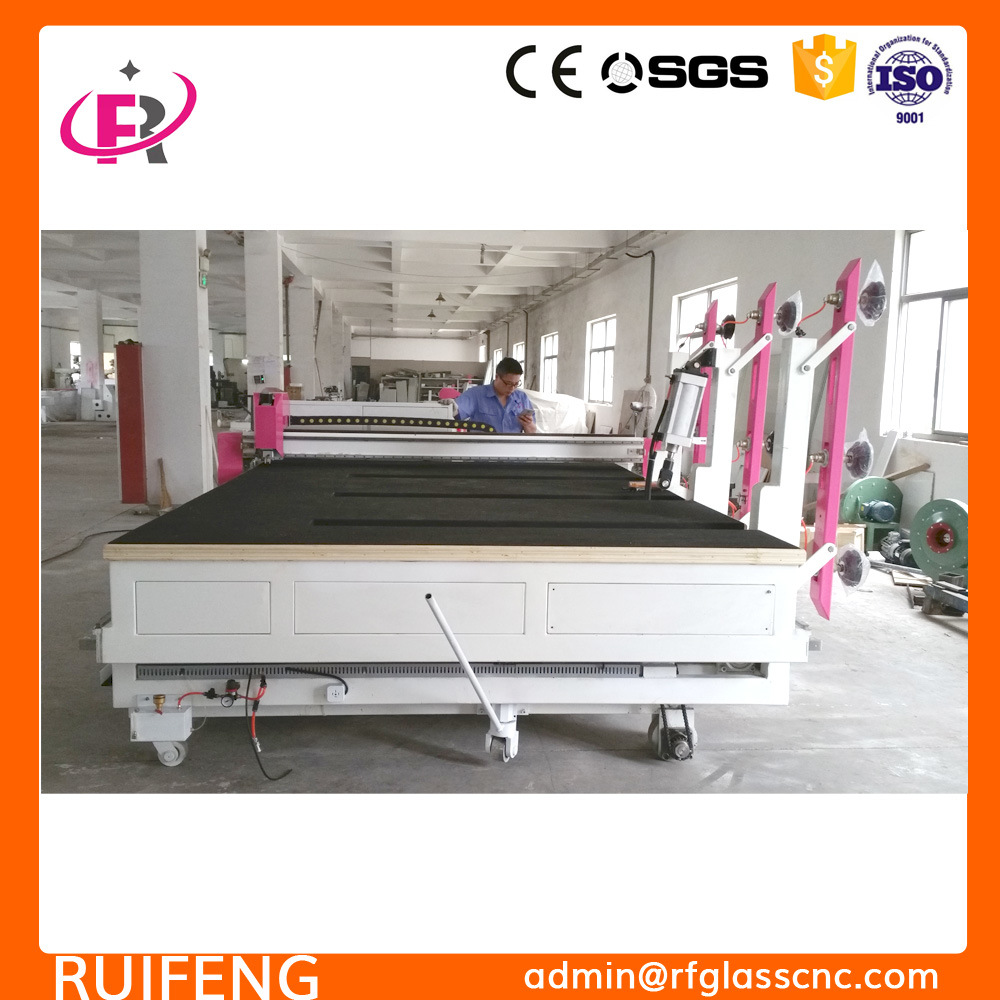 Best Glass Cutting Machine with Reasonable Price and Best Configurations RF3826aio