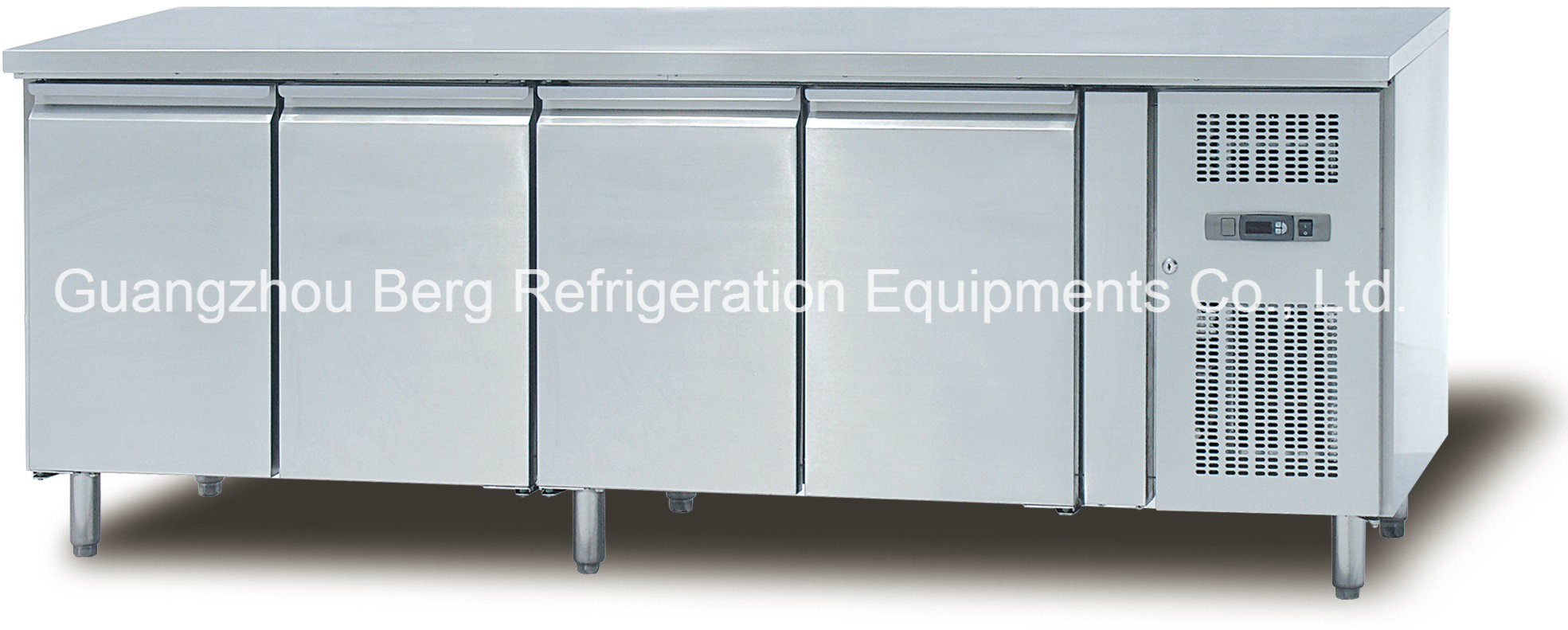 China High Quality Restaurant and Hotel Under Counter Fridge with Ce ...
