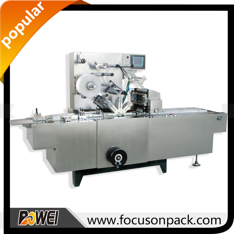 Automatic Linear Biscuit Packing Machine